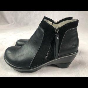 """JBU by Jambu memory foam black """"Pilot"""" shoe size 7"""